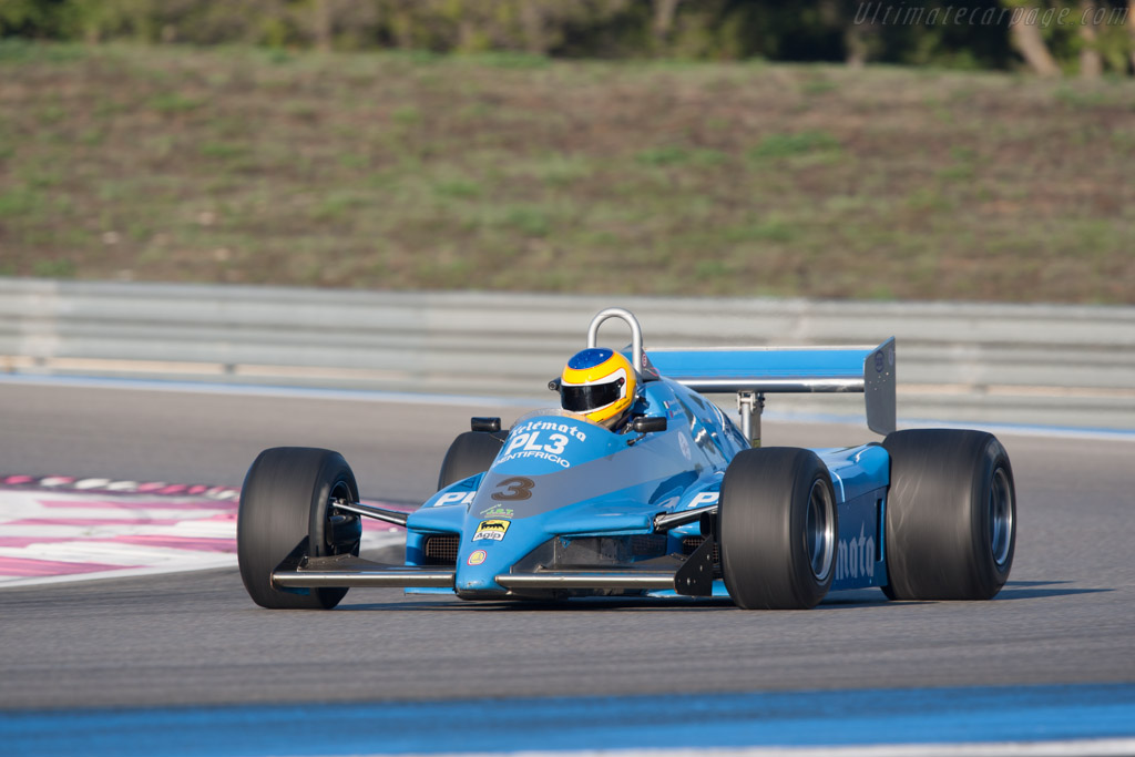 Osella FA1D Cosworth - Chassis: FA1D/03   - 2012 Dix Mille Tours