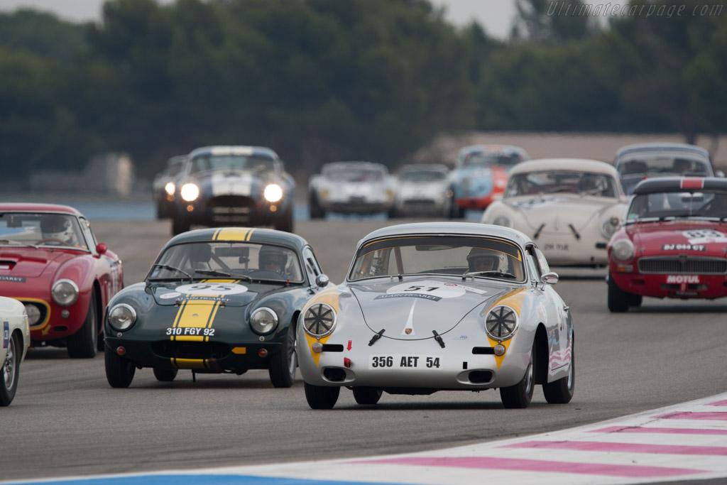 Porsche 356    - 2012 Dix Mille Tours