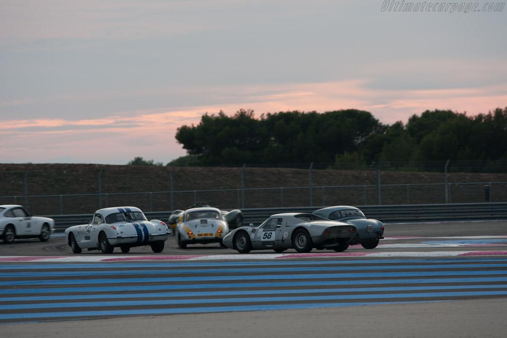 Porsche 904 GTS    - 2012 Dix Mille Tours
