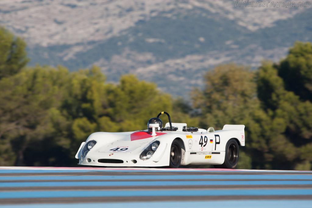 Porsche 908/2 - Chassis: 908/02-018   - 2012 Dix Mille Tours