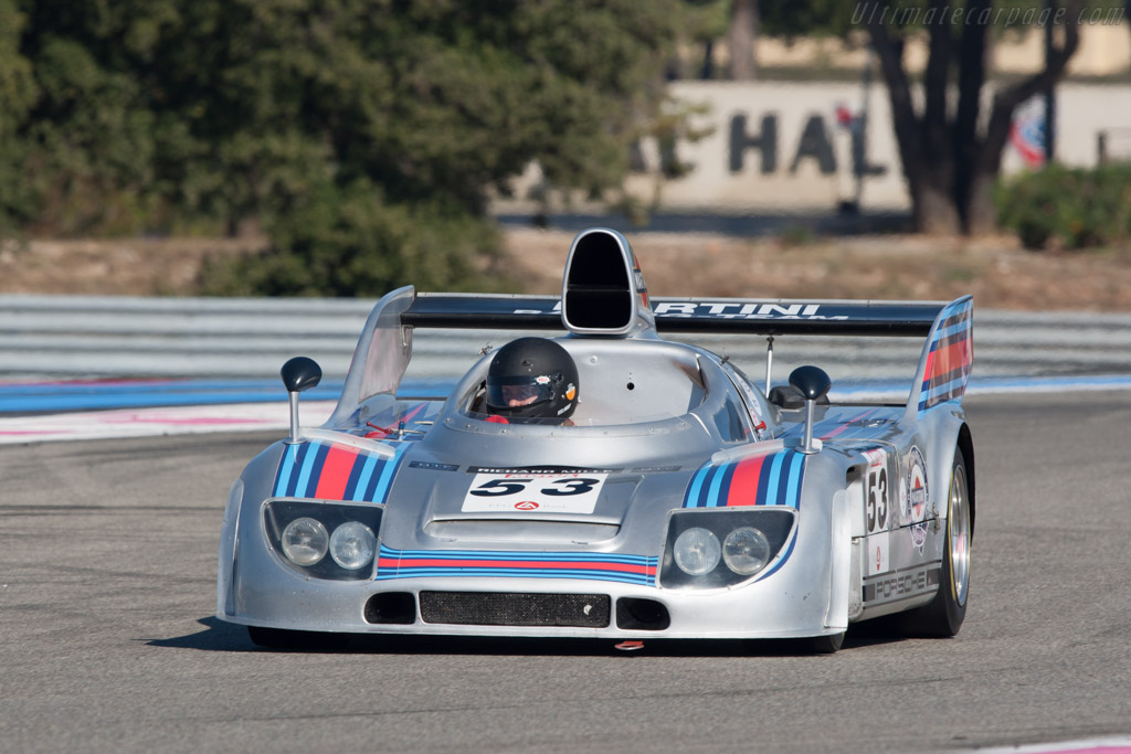 Porsche 908/4 - Chassis: 908/03-011   - 2012 Dix Mille Tours