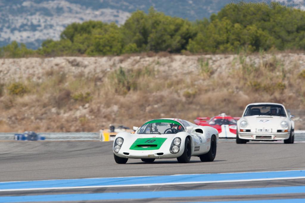 Porsche 910    - 2012 Dix Mille Tours