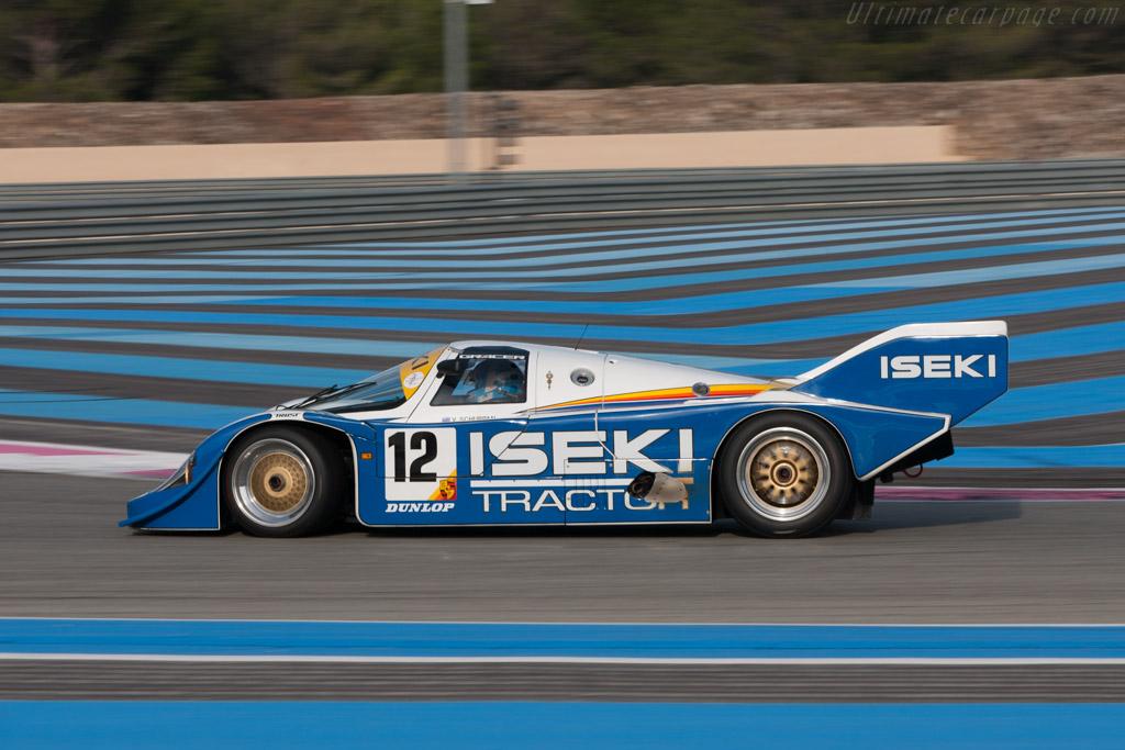 Porsche 956 - Chassis: 956-118   - 2012 Dix Mille Tours
