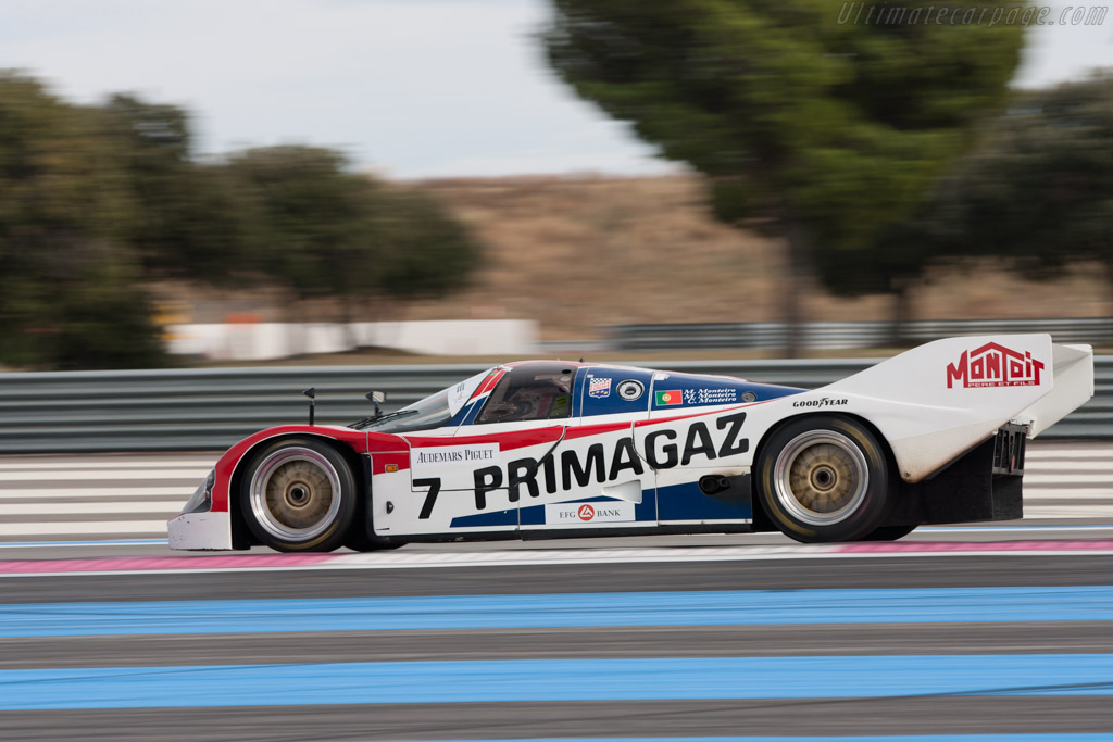 Porsche 962C - Chassis: 962-901   - 2012 Dix Mille Tours
