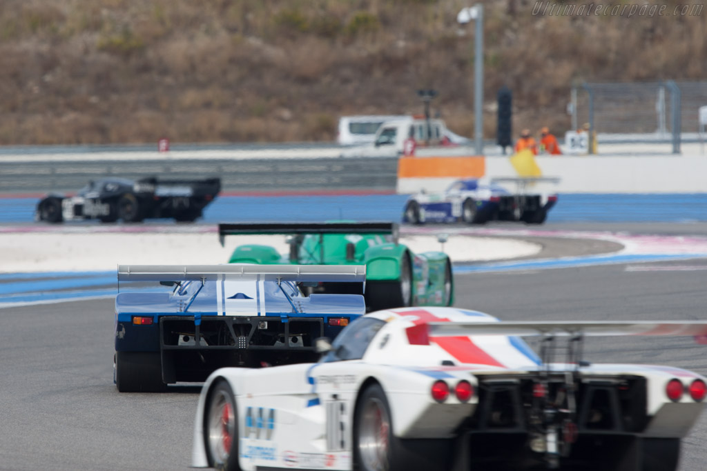 Porsche 962C - Chassis: 962-110 T2   - 2012 Dix Mille Tours