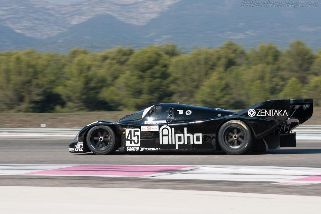 Porsche 962C - Chassis: 962-154   - 2012 Dix Mille Tours