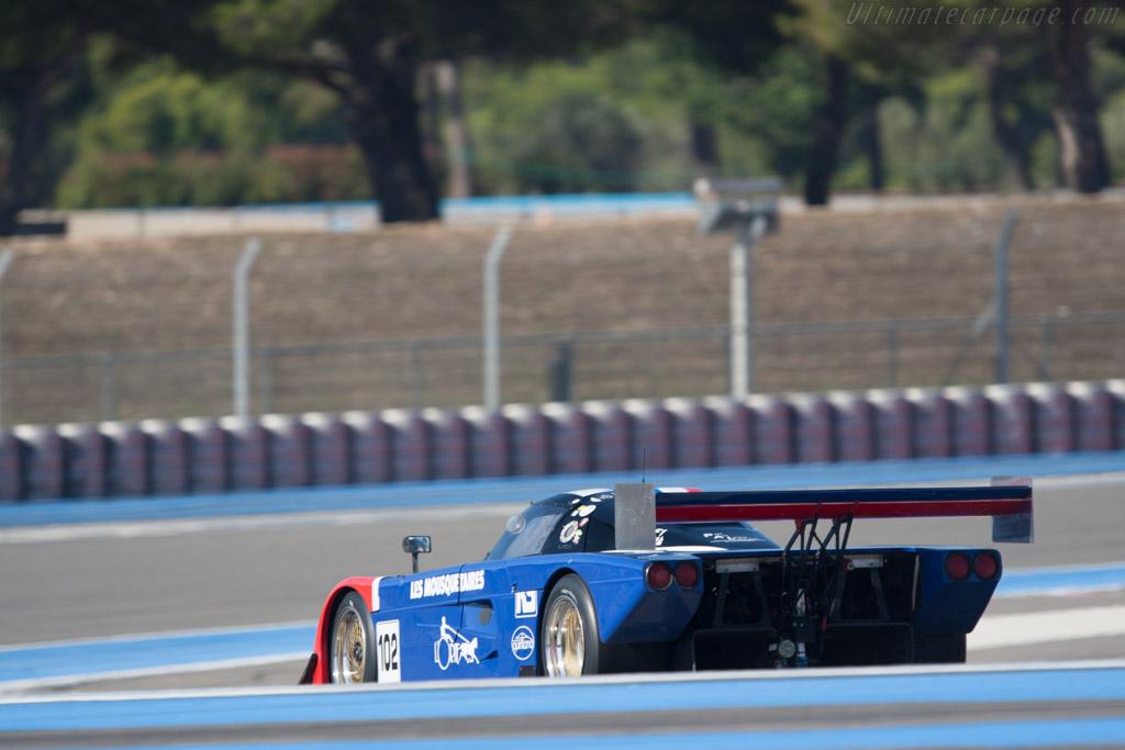 Spice SE89C Cosworth - Chassis: SE89C-002   - 2012 Dix Mille Tours