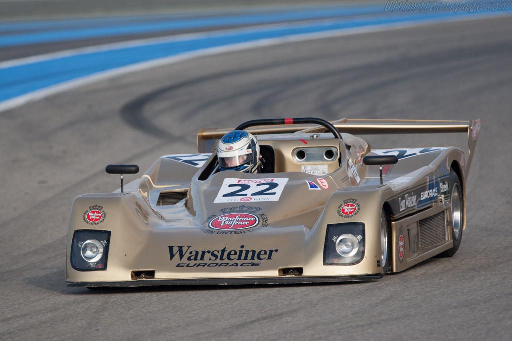 TOJ SC204 - Chassis: 12-76   - 2012 Dix Mille Tours