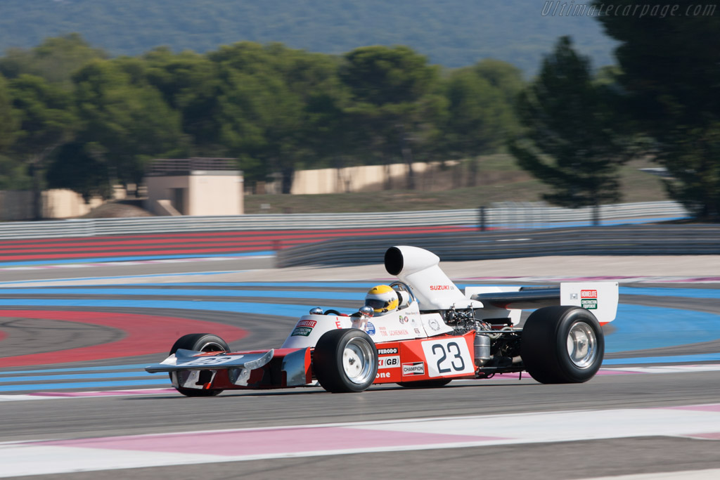 Trojan T103 Cosworth - Chassis: T103/1   - 2012 Dix Mille Tours