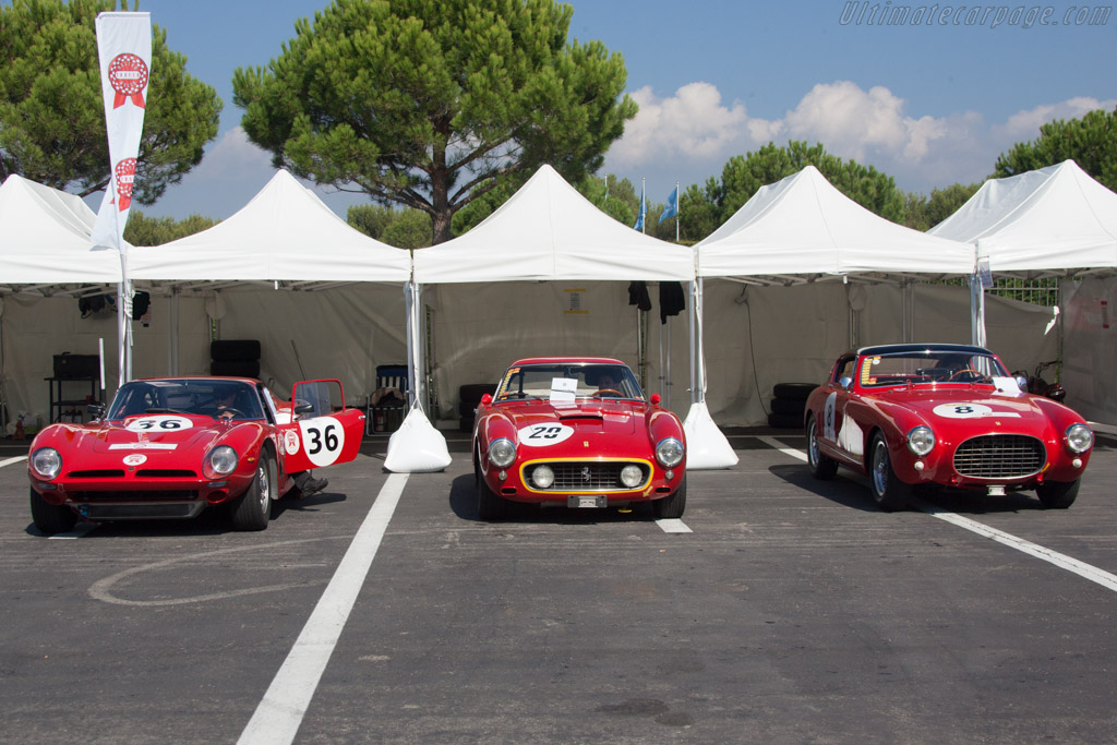 Welcome to Paul Ricard - Chassis: 1811GT   - 2012 Dix Mille Tours