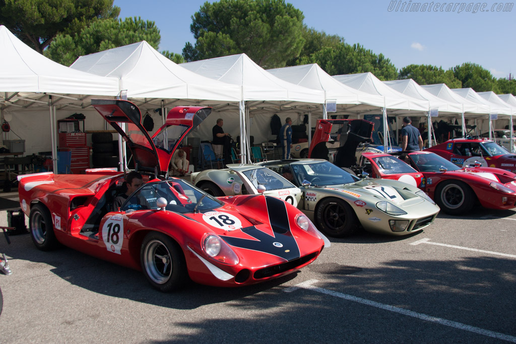 Welcome to Paul Ricard - Chassis: SL73/110   - 2012 Dix Mille Tours