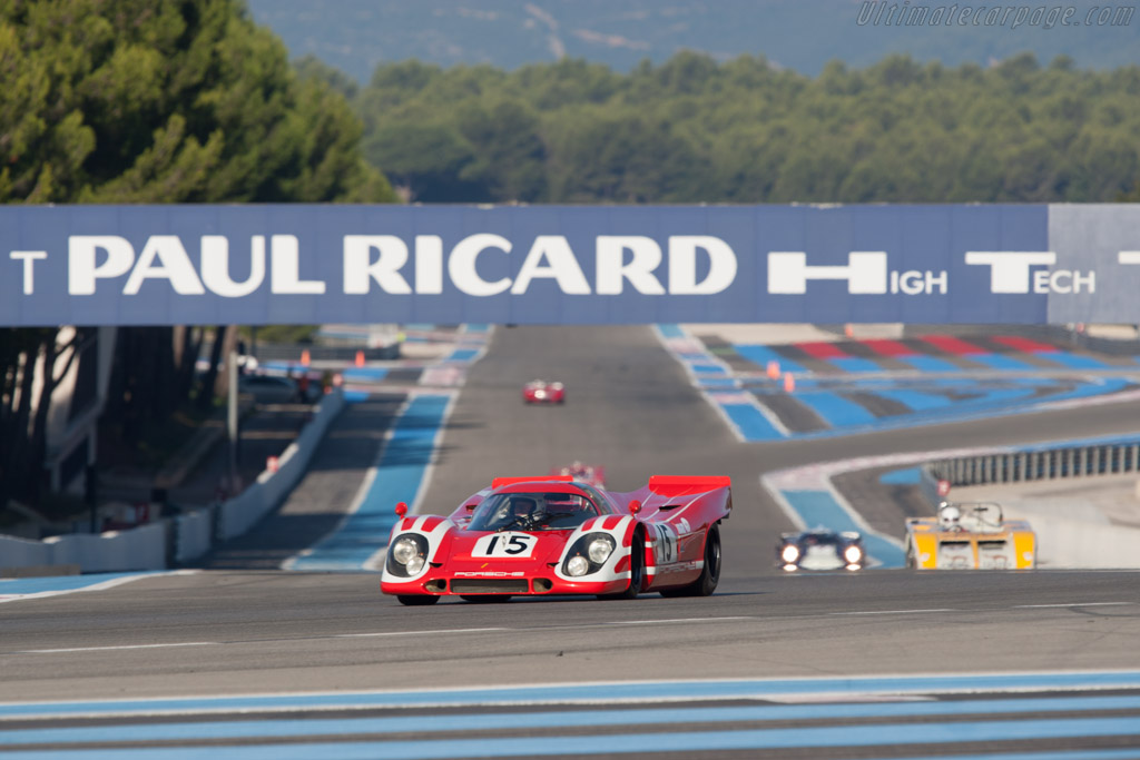 Welcome to Paul Ricard    - 2012 Dix Mille Tours