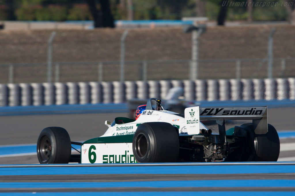 Williams FW08 Cosworth - Chassis: FW08-03   - 2012 Dix Mille Tours