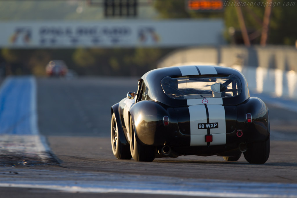AC Shelby Cobra - Chassis: CSX2532 - Driver: Simon Hadfield  - 2013 Dix Mille Tours