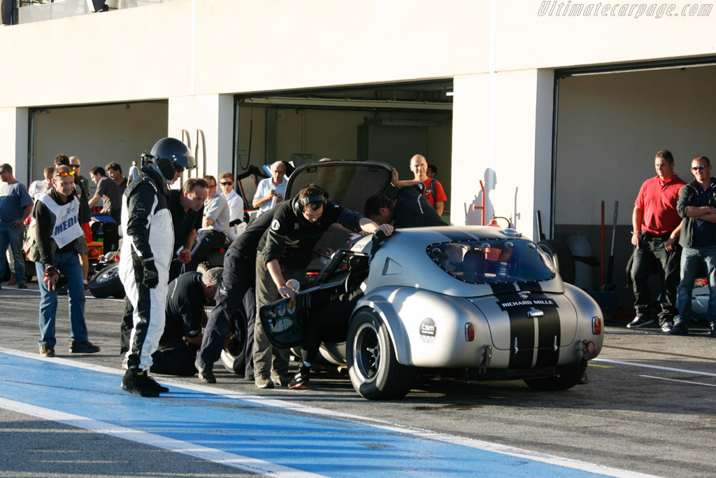 AC Shelby Cobra - Chassis: CSX2076 - Driver: Yvan Mahe  - 2013 Dix Mille Tours