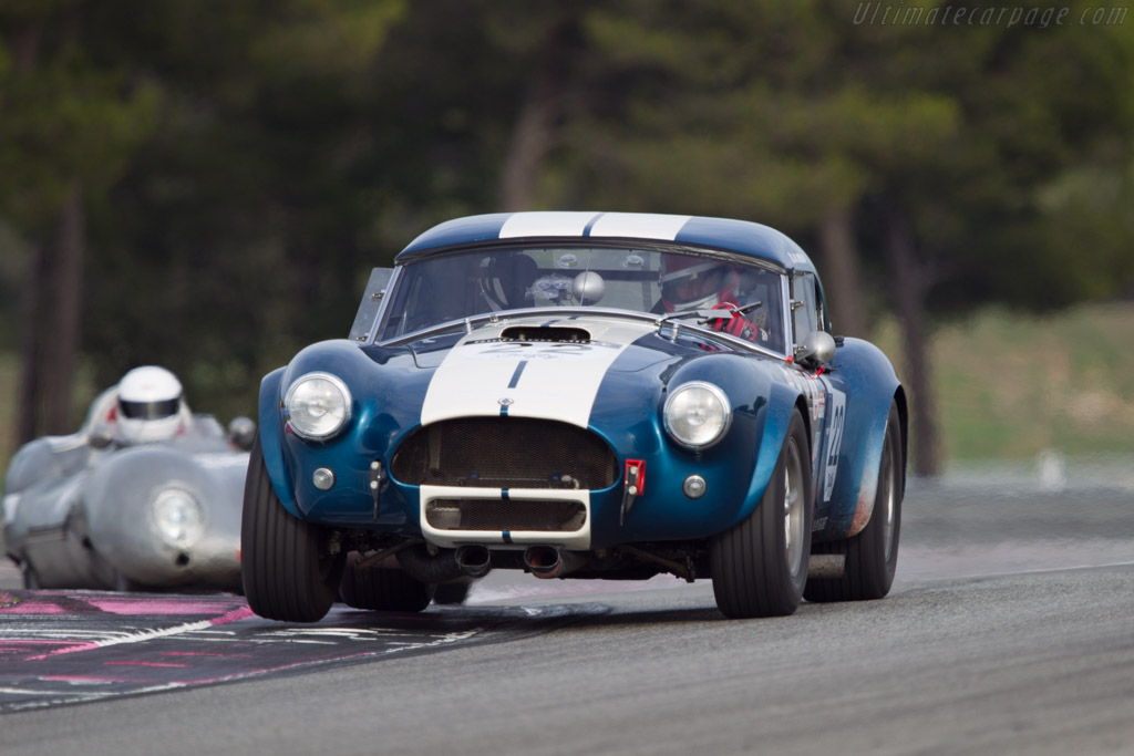 AC Shelby Cobra - Chassis: CSX2136 - Driver: Jean Marc Merlin  - 2013 Dix Mille Tours