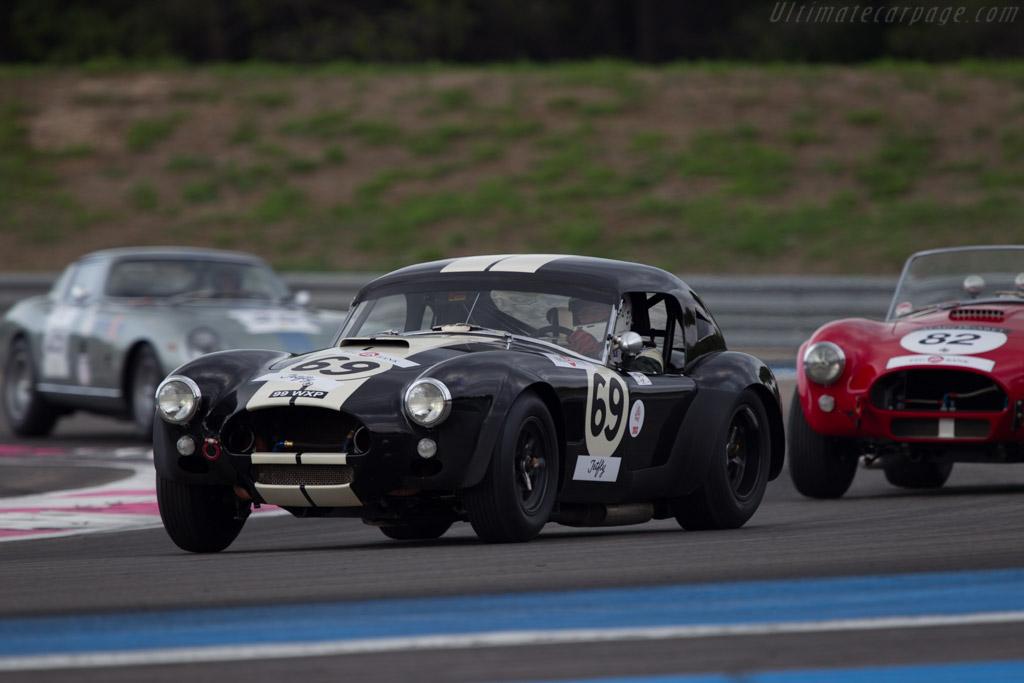 AC Shelby Cobra - Chassis: CSX2532 - Driver: Leo Voyazides  - 2013 Dix Mille Tours