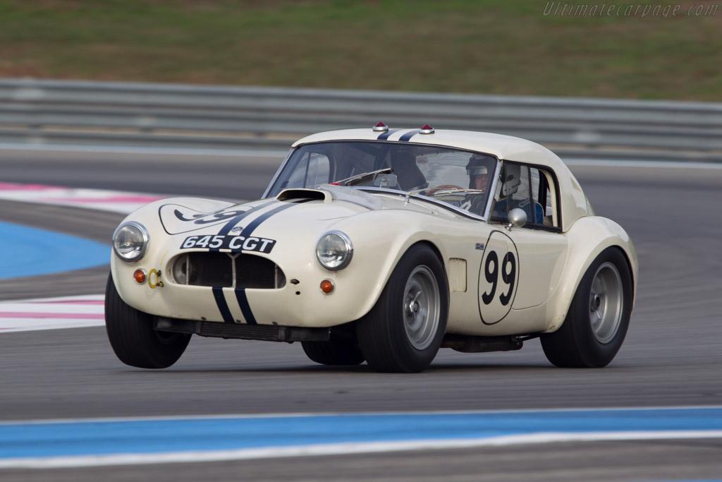 AC Shelby Cobra Le Mans - Chassis: CSX2142 - Driver: Carlos Monteverde  - 2013 Dix Mille Tours