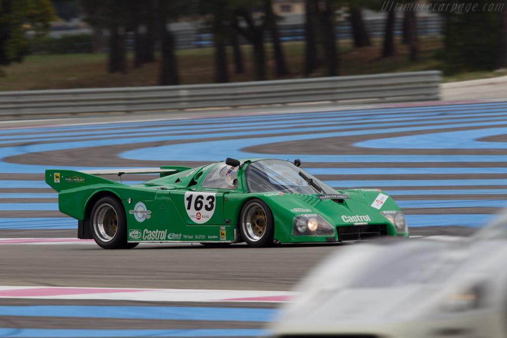 Alba AR2 - Chassis: 001 - Driver: Thierry de Latre du Bosqeau / Eric Jamar  - 2013 Dix Mille Tours