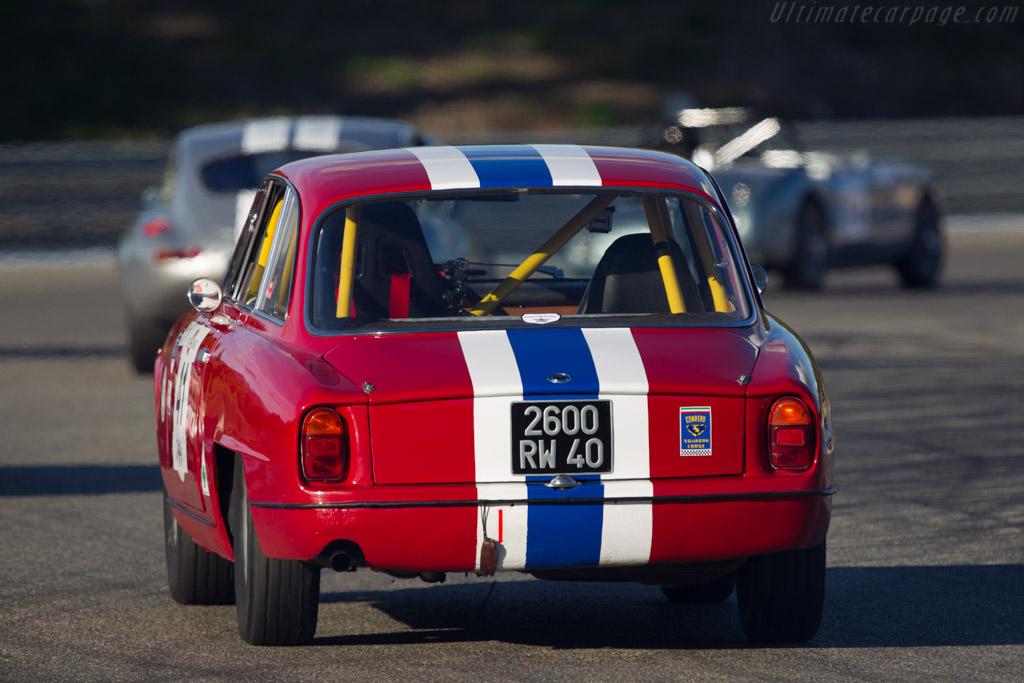 Alfa Romeo 2600 - Chassis: AR823476 - Driver: Henri Teisserenc / Alexis Raoux - 2013 Dix Mille Tours