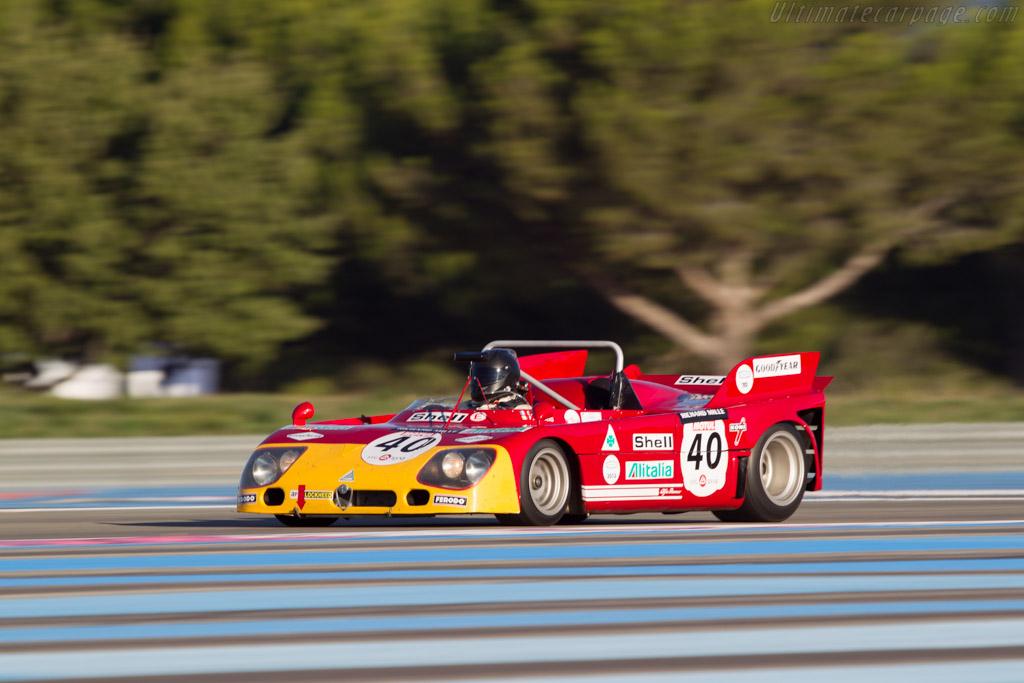 Alfa Romeo 33/TT/3 - Chassis: 11572-002 - Driver: Erik Maris  - 2013 Dix Mille Tours