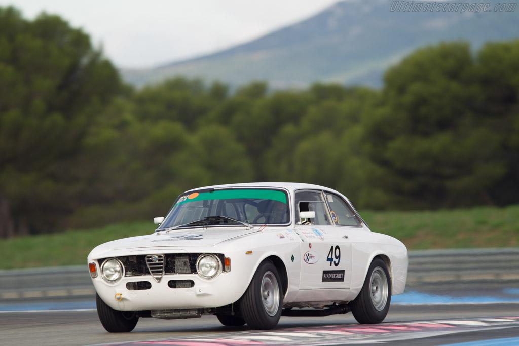 Alfa Romeo Giulia GTA - Chassis: AR613911 - Driver: Kilian Konig  - 2013 Dix Mille Tours