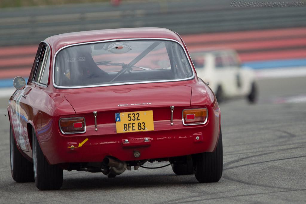 Alfa Romeo Giulia GTA - Chassis: AR613483 - Driver: Ivan Vercoutere / Mark Leonard  - 2013 Dix Mille Tours
