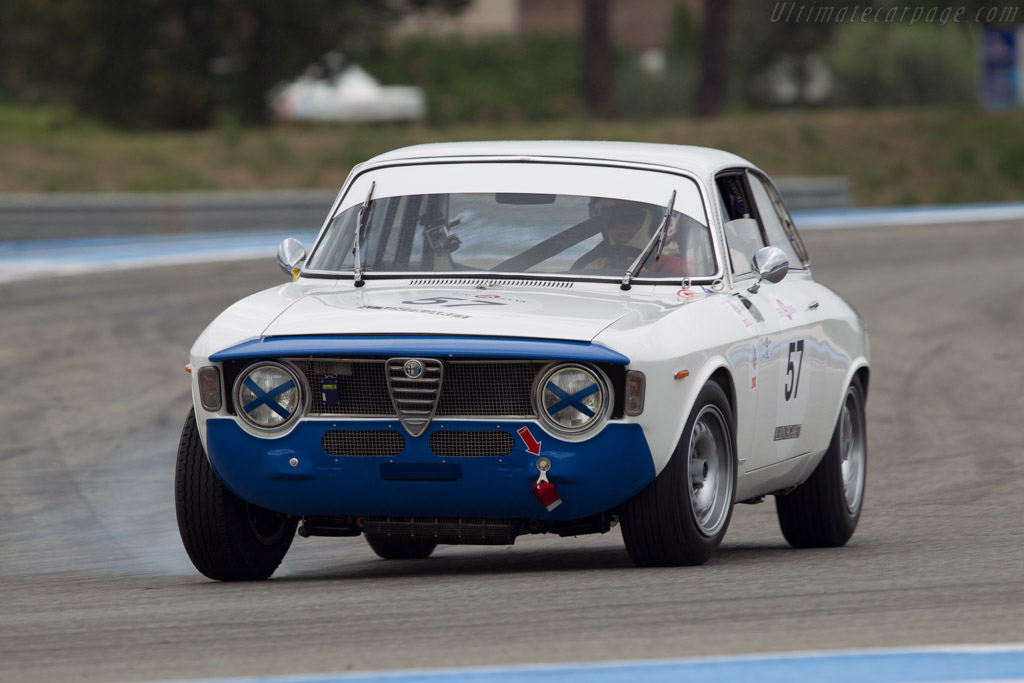 Alfa Romeo Giulia GTA - Chassis: AR613287 - Driver: Gregory Noblet  - 2013 Dix Mille Tours