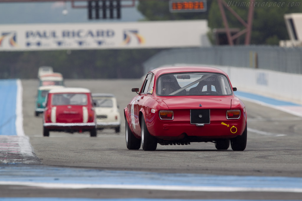 Alfa Romeo Giulia GTA - Chassis: AR613795 - Driver: Carlos Montoya  - 2013 Dix Mille Tours