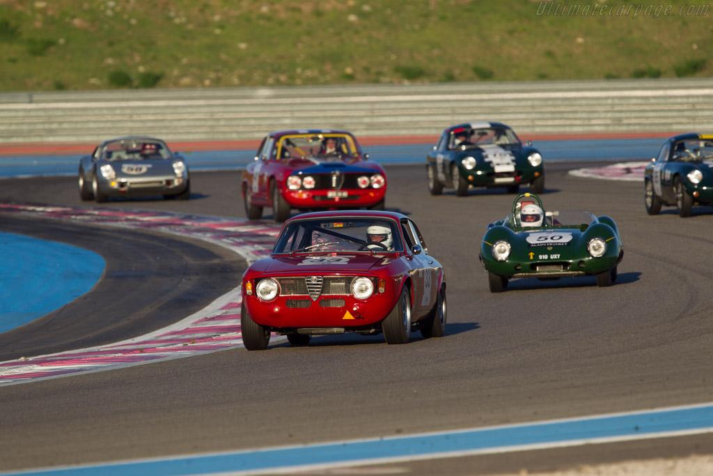 Alfa Romeo Giulia GTA - Chassis: AR613886 - Driver: Xavier Beaumartin  - 2013 Dix Mille Tours