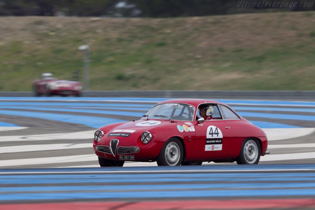 Alfa Romeo Giulietta SZ - Chassis: AR10126 00005 - Driver: Antoine Blasco / Gilles Agaud  - 2013 Dix Mille Tours