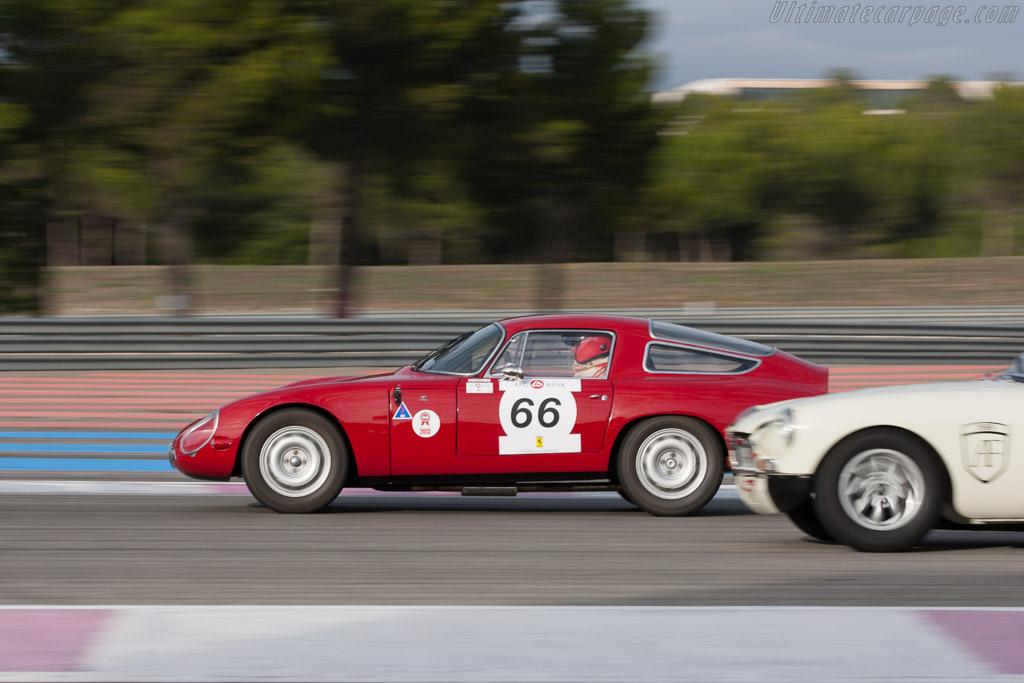 Alfa Romeo TZ - Chassis: AR750032 - Driver: Jean Pierre Grave/Marc Doncieux  - 2013 Dix Mille Tours
