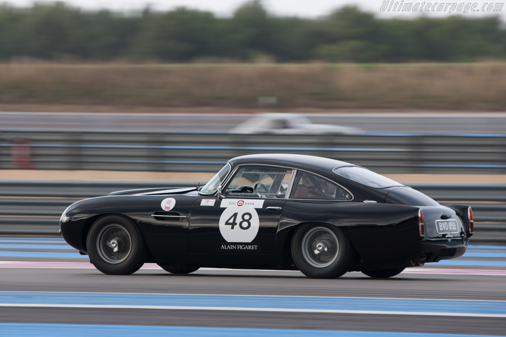 Aston Martin DB4 GT - Chassis: DB4GT/0137/R - Driver: David Franklin  - 2013 Dix Mille Tours