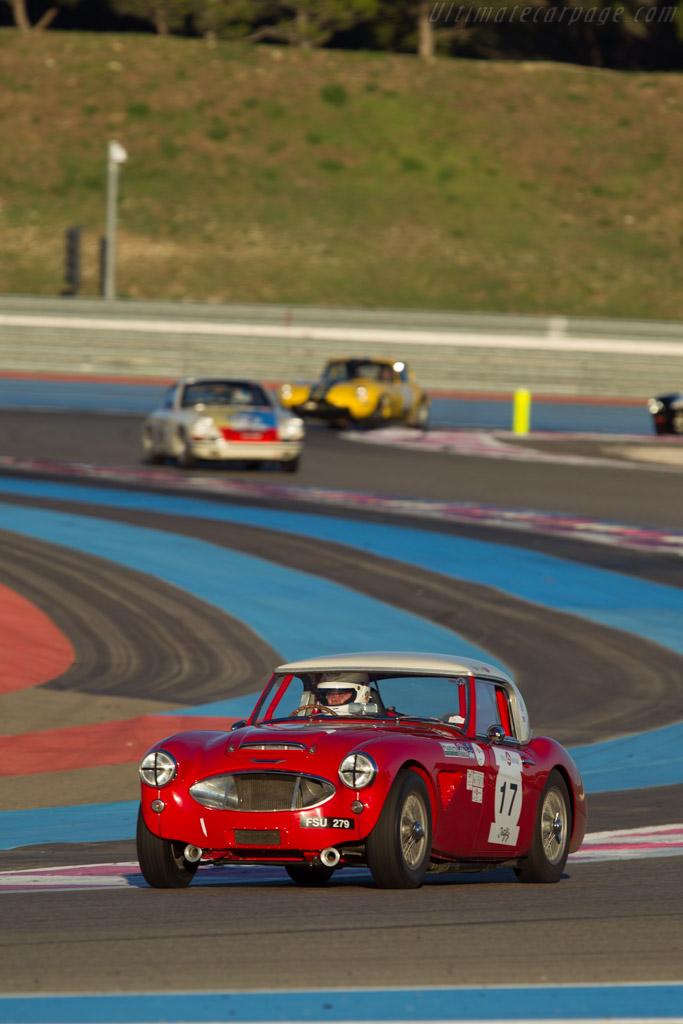 Austin Healey 3000 Mk1 - Chassis: HBT7L-1383 - Driver: Francois Eloy/Franck Augis  - 2013 Dix Mille Tours