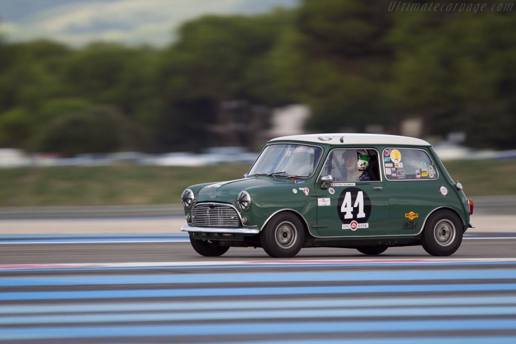 Austin Mini Cooper S  - Driver: Philippe Lalanne  - 2013 Dix Mille Tours