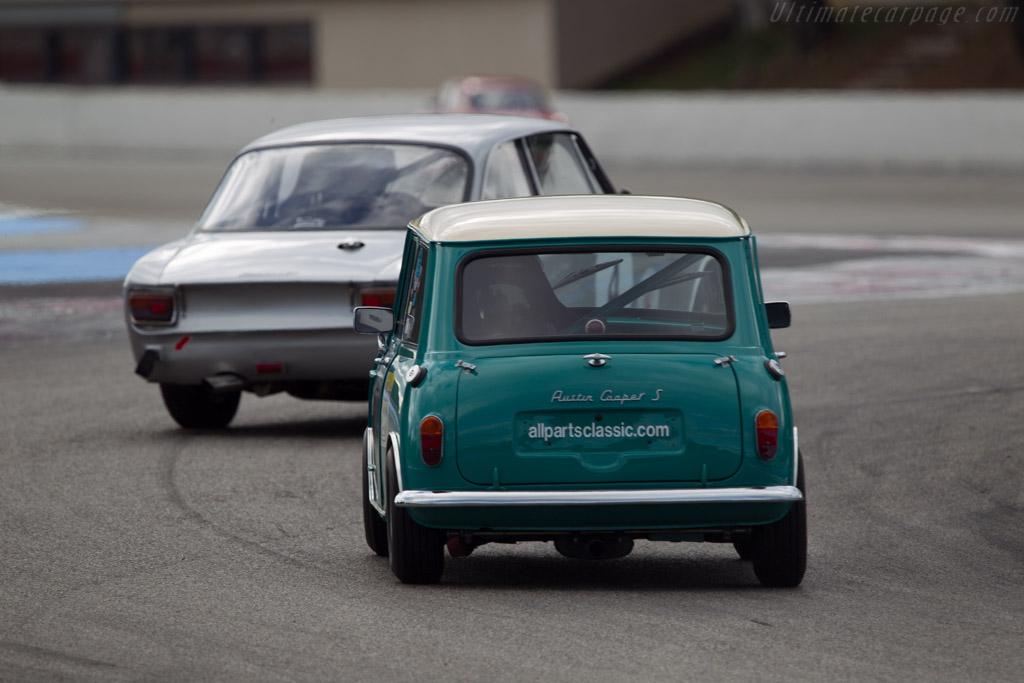 Austin Mini Cooper S  - Driver: Jean Charles Guigues / Olivier Jaubert  - 2013 Dix Mille Tours