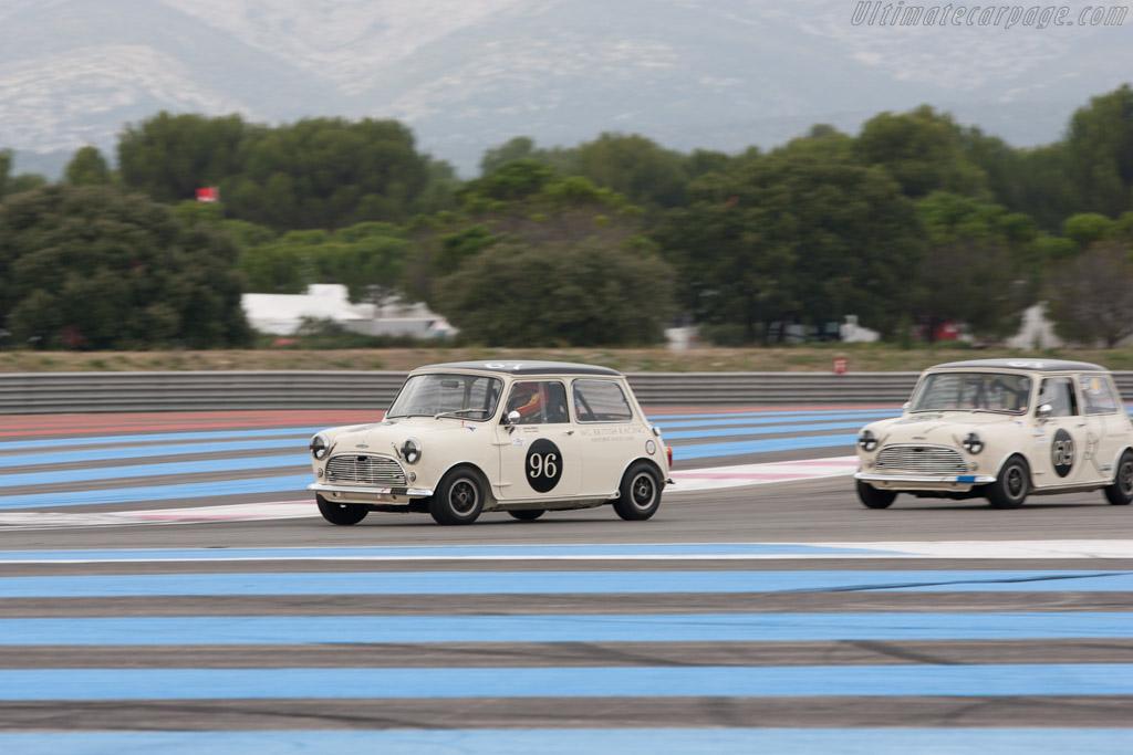 Mini Cup Car >> Austin Mini Cooper S - Driver: Dominique Rosello / Guillaume Gagnard - 2013 Dix Mille Tours