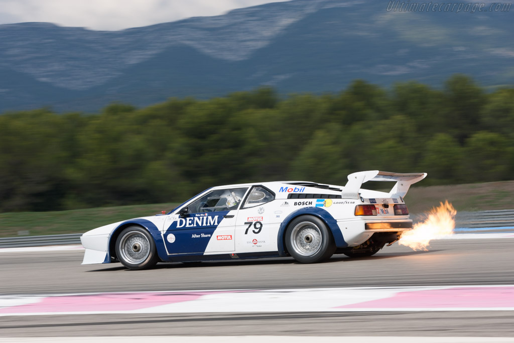BMW M1 Group 4 - Chassis: 4301040 - Driver: Robert Boos  - 2013 Dix Mille Tours