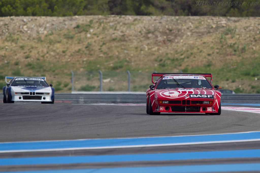 BMW M1 Group 4 - Chassis: 4301076 - Driver: Guenther Schindler  - 2013 Dix Mille Tours