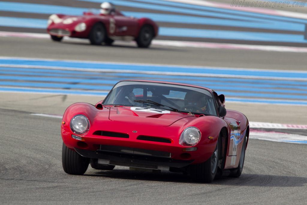 Bizzarrini 5300 GT - Chassis: BA4 0102 - Driver: Stanislas de Sadeleer  - 2013 Dix Mille Tours