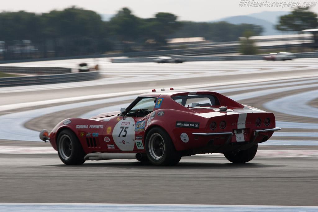 Chevrolet Corvette - Chassis: 194378S419425 - Driver: Ralf Huber Gutierrez  - 2013 Dix Mille Tours