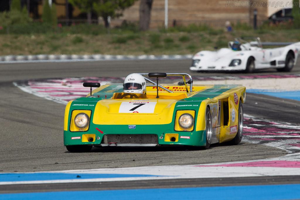 Chevron B21 BDG - Chassis: B21-72-06 - Driver: Jean Legras  - 2013 Dix Mille Tours