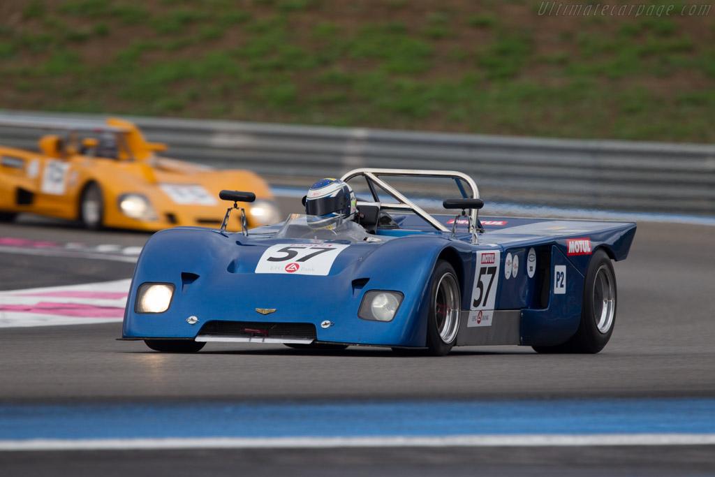 Chevron B21 BDG - Chassis: B21-72-17 - Driver: Romain Belleteste / Christophe Gadais  - 2013 Dix Mille Tours