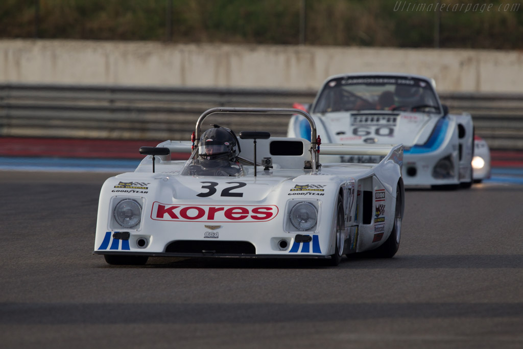 Chevron B31 - Chassis: B31-75-01 - Driver: Mike Smith  - 2013 Dix Mille Tours