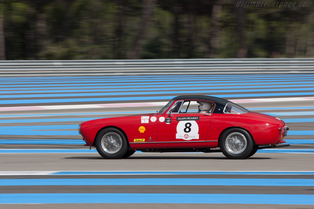 Ferrari 250 GT Europa - Chassis: 0357GT - Driver: Erich Traber  - 2013 Dix Mille Tours
