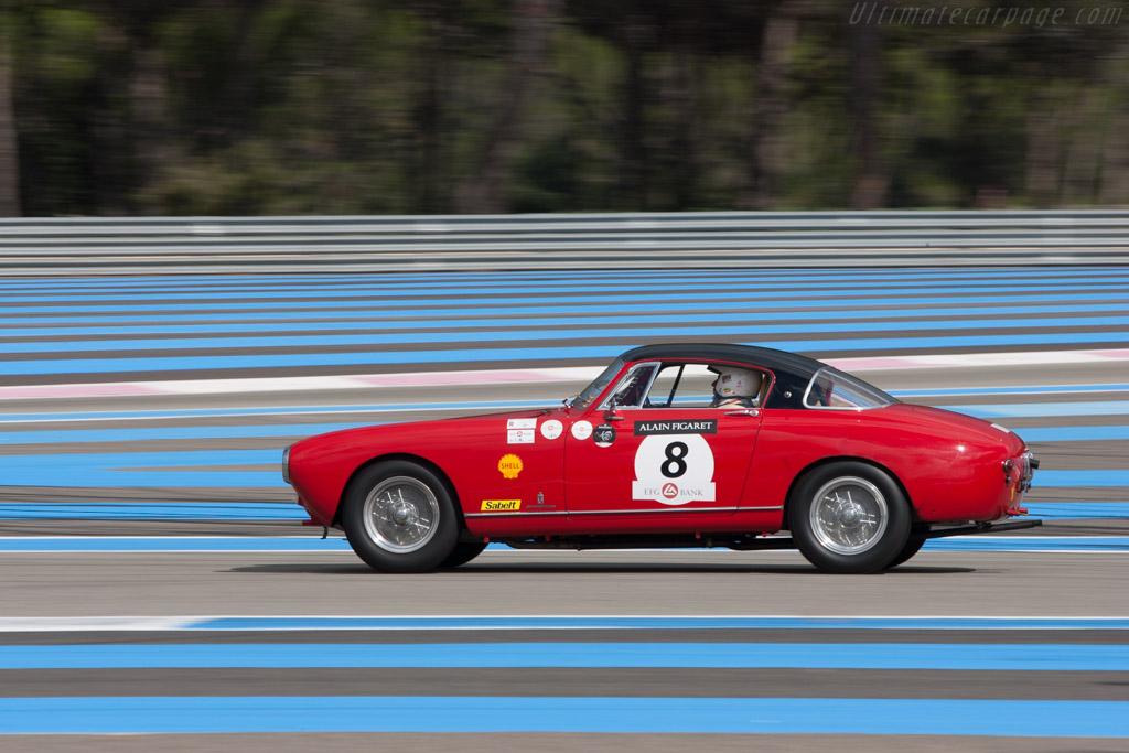 Ferrari 250 GT Europa - Chassis: 0357GT - Driver: Erich Traber  - 2013 Dix Mille Tours