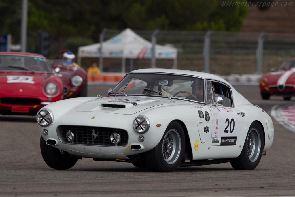 Ferrari 250 GT SWB - Chassis: 3401GT - Driver: Christian Dumolin  - 2013 Dix Mille Tours