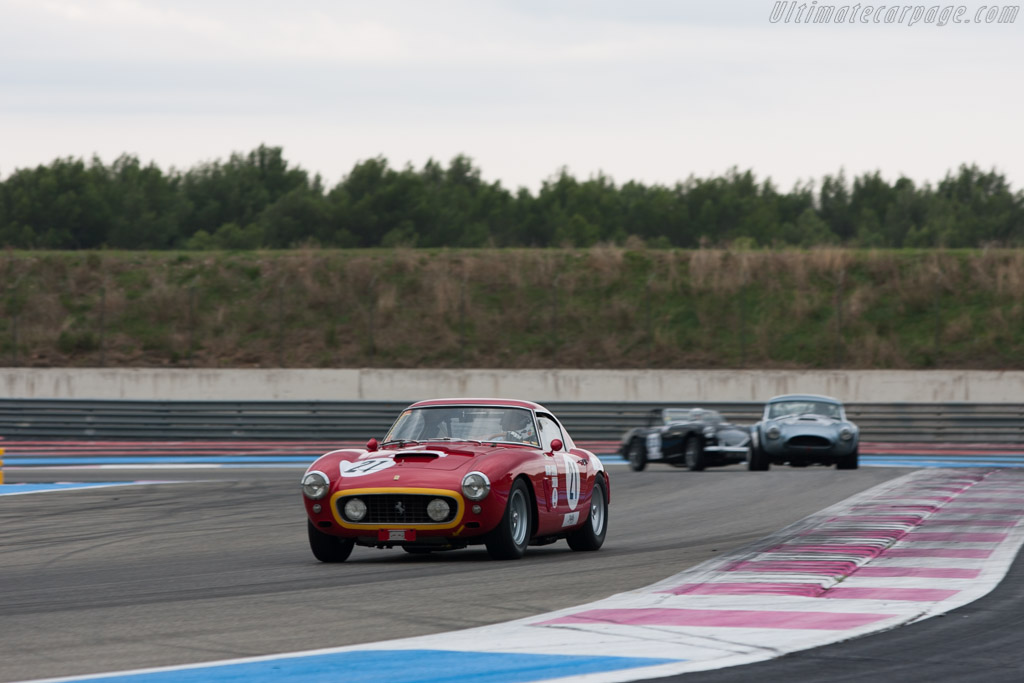 Ferrari 250 GT SWB - Chassis: 1811GT - Driver: Kilian Konig  - 2013 Dix Mille Tours
