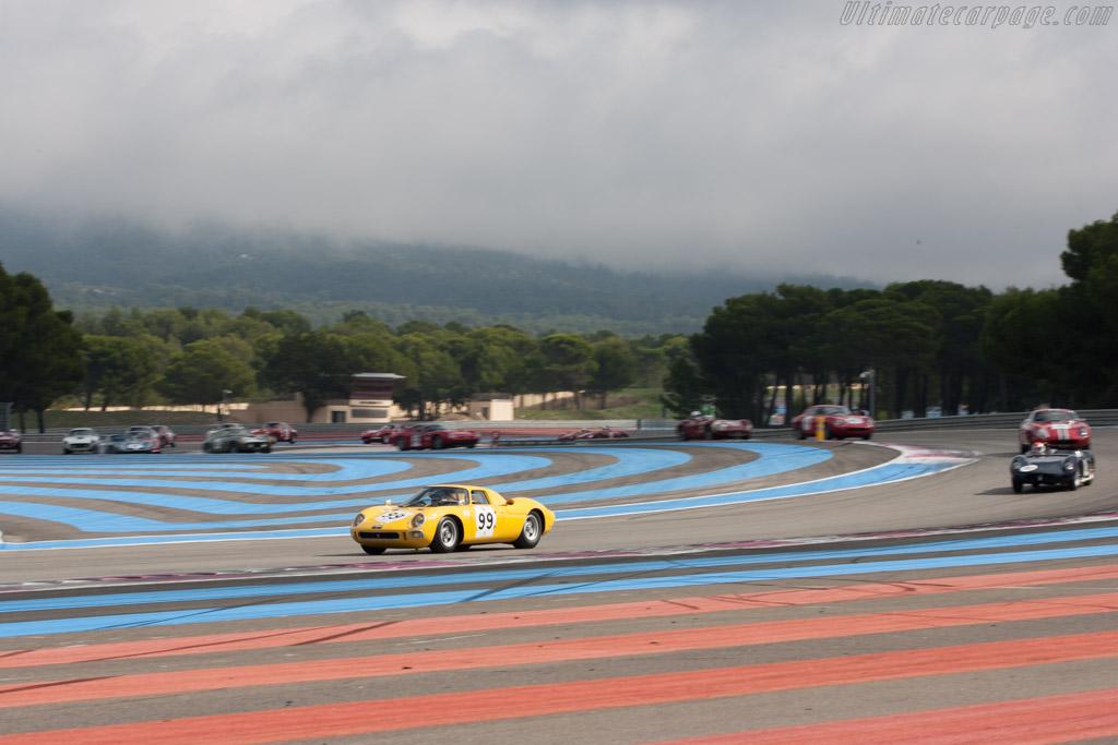 Ferrari 250 LM - Chassis: 6313 - Driver: Carlos Monteverde  - 2013 Dix Mille Tours