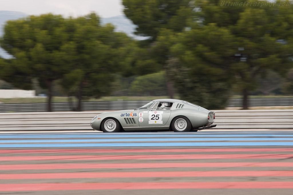 Ferrari 275 GTB - Chassis: 06895 - Driver: Christophe van Riet / Eric Everard  - 2013 Dix Mille Tours